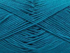 Camilla bavlna - tmavě tyrkysová