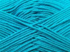 Camilla bavlna - tyrkysová