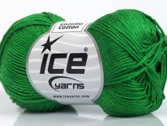 Camilla bavlna - zelená