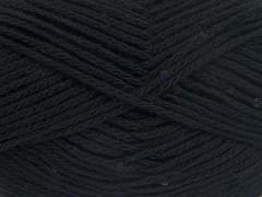 Chain Paillette - černá