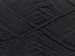 Čistá bavlna - černá