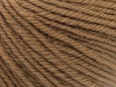 Čistá vlna worsted - velbloudí