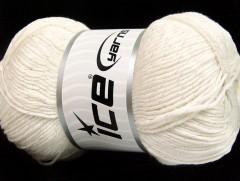 Cottonac glitz - bílá