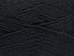 Cottonac glitz - černá