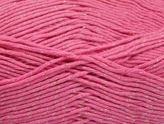 Cottonac glitz - růžová