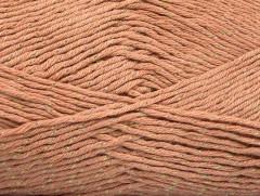 Cottonac glitz - světle lososová