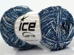 Cottonac Spiry - modrobílá