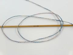 Cottonac Spiry - modrovelbloudírůžová