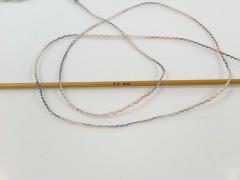 Cottonac Spiry - světlevelbloudíbéžovomodročervená