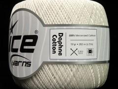 Daphne bavlna new - bílá