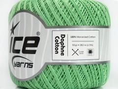 Daphne bavlna new - mátově zelená
