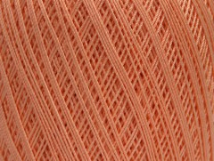 Daphne bavlna new - světle lososová