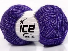 Denim - tmavě purpurová