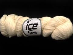 Dětská alpaka přírodní barvy - krémová