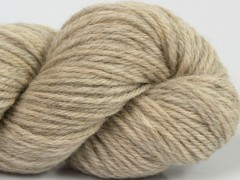 Dětská alpaka přírodní barvy - světle šedá