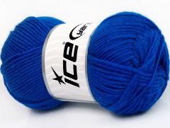 Dětská vlna - modrá 2