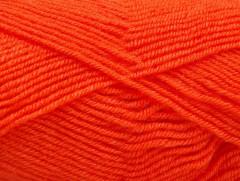 Dětská vlna - oranžová