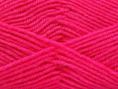 Dětská vlna - sladce růžová