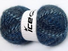 Dream mohér - modré odstíny