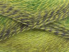Dream mohér - zelenofialová