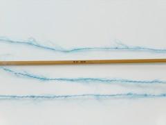 Dusty vlna - modrá