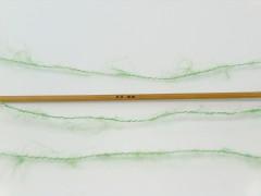 Dusty vlna - zelená