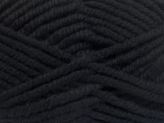 Elita vlna superbulky - černá