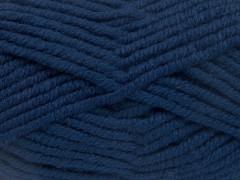 Elita vlna superbulky - tmavě modrá