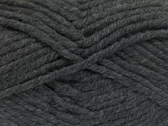 Elita vlna superbulky - tmavě šedá