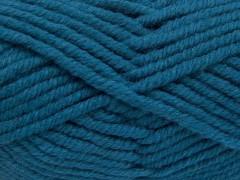 Elita vlna superbulky - tmavě tyrkysová