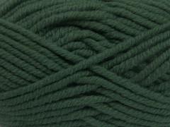 Elita vlna superbulky - tmavě zelená