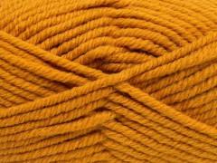Elita vlna superbulky - zlatá