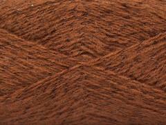 Elite shawl glitz - světle hnědá