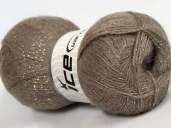 Elite shawl glitz - velbloudí