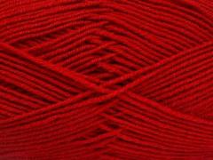 Elite vlna - červená