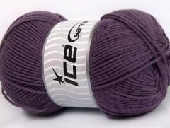 Elite vlna - purpurová 1