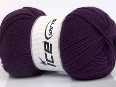 Elite vlna - purpurová