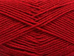 Elite vlna - tmavě červená