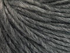 Etno Alpaka - šedá melánž 1