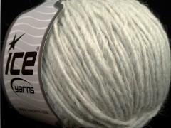 Etno Alpaka - světle šedá 3
