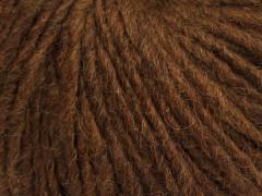 Etno Alpaka - tmavě hnědá 3