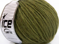 Etno Alpaka - zelená 1