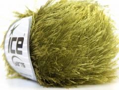 Eylash - olivovo zelená