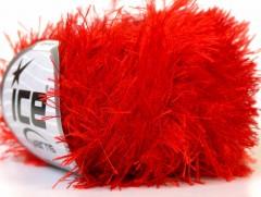 Eylash - ostře červená