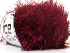 Eylash - tmavě červená 2