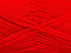 Favourite vlna - červená 1