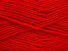 Favourite vlna - červená 2