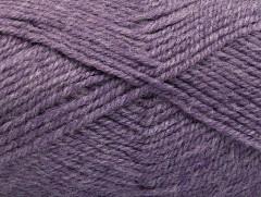 Favourite vlna - fialová melánž