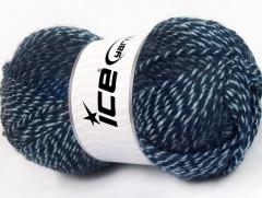 Favourite vlna - modré odstíny