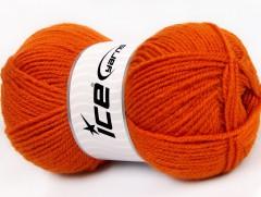 Favourite vlna - oranžová